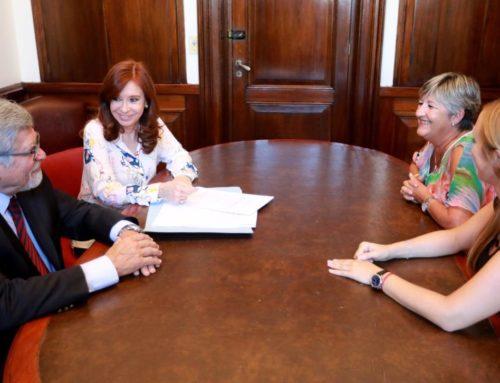 El FpV en el Senado presentó un proyecto para crear una comisión de Auditoria a la Obra Pública