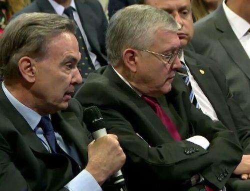 """Miguel Angel Pichetto: """"No le vamos a reuhir al debate por el desafuero"""""""