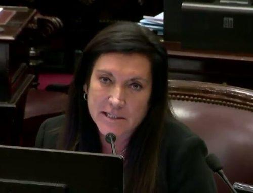 Una transición transparente por la Senadora Laura Rodriguez Machado