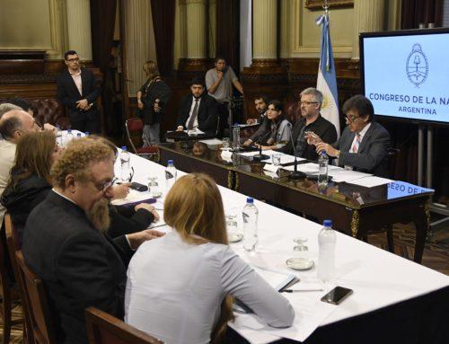 La comisión especial por ARA San Juan discutió un proyecto de resarcimiento a familiares