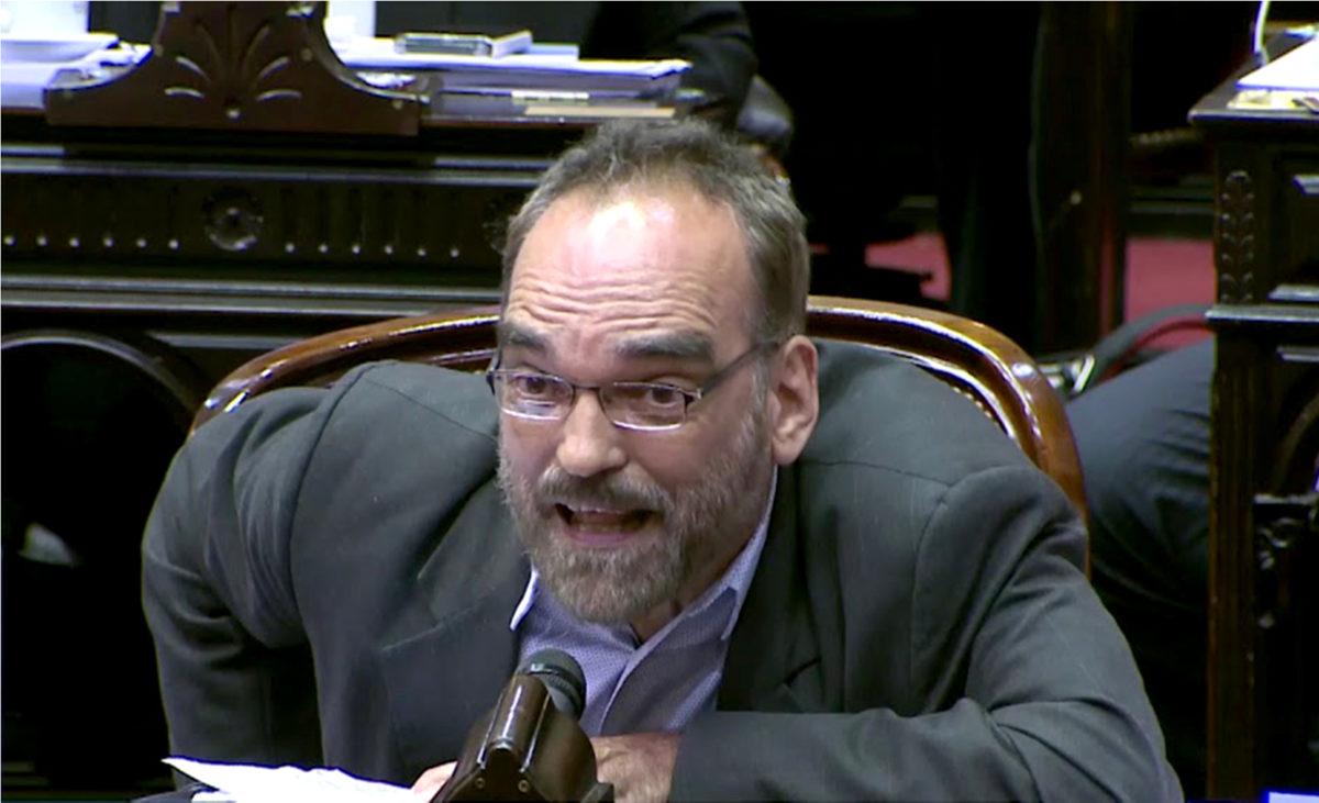 """Fernando Iglesias: """"Lo que proponen del otro lado es más mafia"""""""