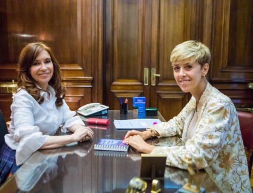 Pichetto pierde una senadora: Garcia Larraburu se suma al bloque de CFK