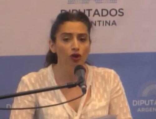 Muriel Santa Ana contó su experiencia con el Aborto clandestino