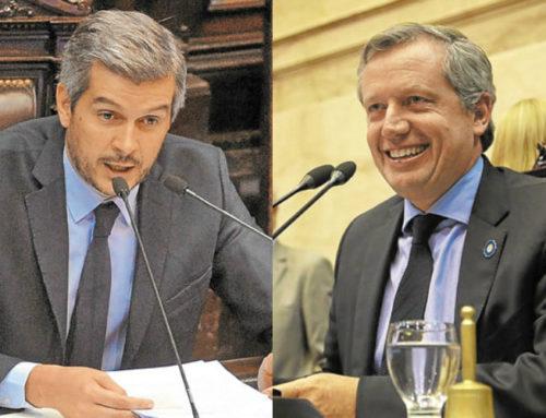 Cumbre en Casa Rosada: Monzó, Massot, Peña y Frigerio analizaron la estrategia parlamentaria por tarifas