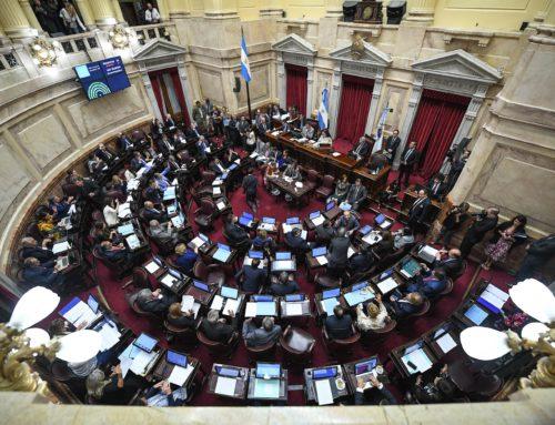 Aborto en el Senado: El conteo del los votos provincia por provincia