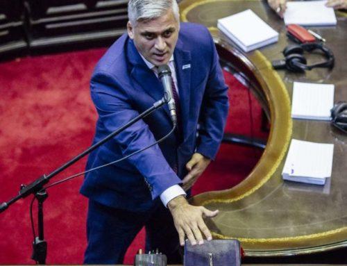 Fernando Asencio juró como Diputado Nacional