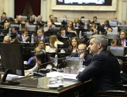 """Peña: """"La decisión de ir al Fondo Monetario es preventiva"""""""