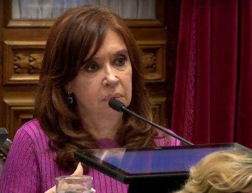 Cristina Kirchner fue procesada por Bonadio pero no pidió su desafuero
