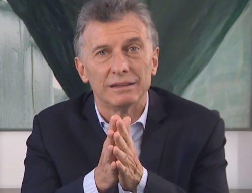 Macri prorroga sesiones extraordinarias hasta el 28 de diciembre