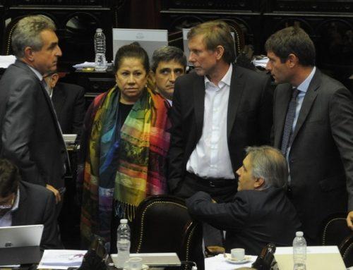 La oposición presentó el proyecto unificado de Emergencia Alimentaria y prepara una sesión para el jueves