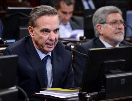 """Pichetto rechazó el giro a cuatro comisiones del proyecto de aborto y denunció """"maniobras dilatorias"""""""