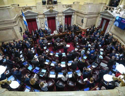 Aborto en el Senado, similitudes con el tratamiento en Diputados