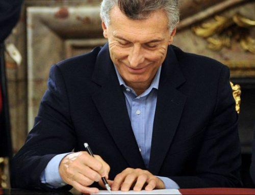 Macri dictó en promedio  más DNU que Cristina, pero  sin mayoría en el Congreso