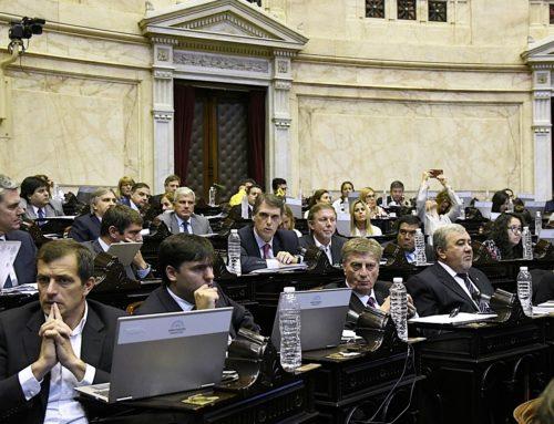 Argentina Federal da marcha atras con la sesión del Fondo Sojero