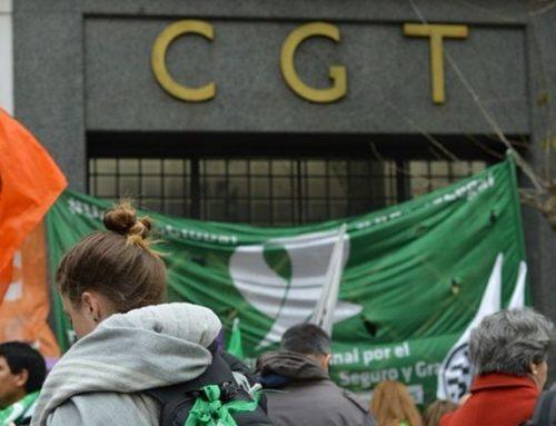 Pañuelazo en la CGT
