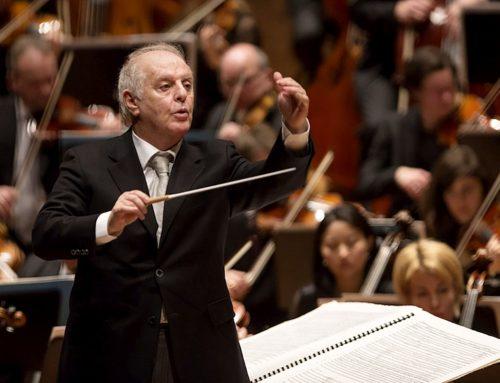 Monzó otorgará un distinción al pianista Daniel Barenboim