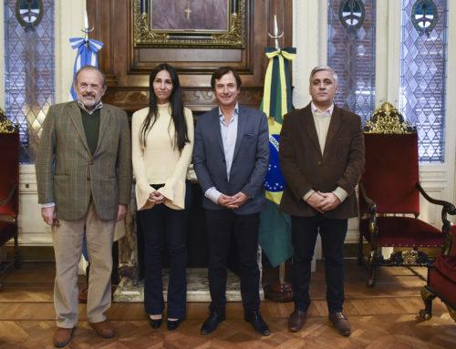 Quedaron constituidos los grupos parlamentarios de amistad con Polonia y Brasil