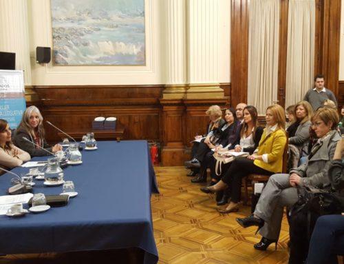 """Carrizo: """"Debemos trabajar en la promoción de la igualdad participativa y dirigencial de la mujer"""""""