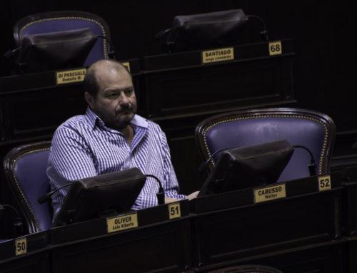 El diputado Walter Carusso propone botones anti pánico para adultos mayores