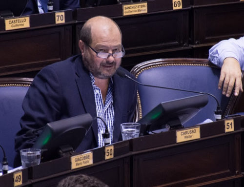 El diputado Walter Carusso propone prohibir la suelta de globos con helio para  cuidar el medio ambiente