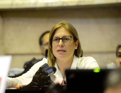 Scaglia rechaza el pedido de empresa de agua de aumentar la tarifa un 60% en 2019