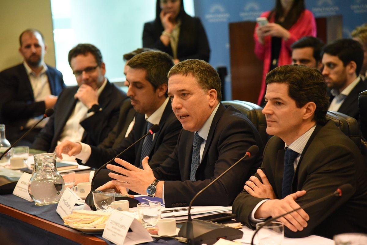 Luciano Laspina - Presidente de la comisión de Presupuesto y Hacienda