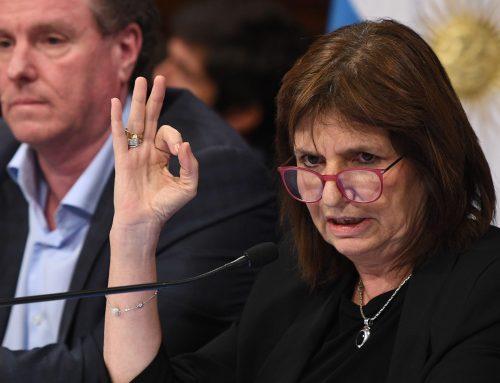 """Bullrich: """"Nuestro principal programa es Argentina sin Narcotráfico"""""""