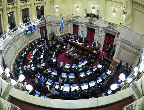 El Senado vota hoy el Presupuesto 2019