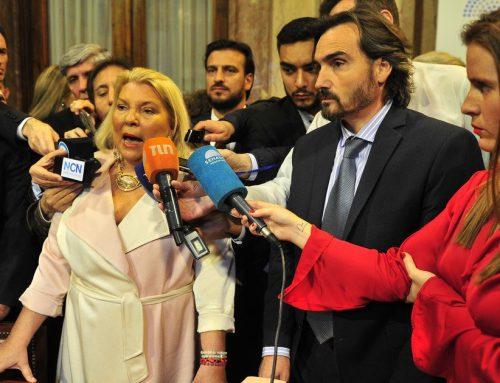 Carrió presentará su pedido de juicio político a Garavano