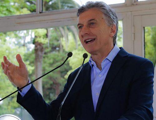 Macri reclamó la Ley de Alquileres que aguarda la sanción de Diputados