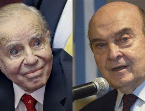 Menem y Cavallo condenados por el pago de sobresueldos a funcionarios