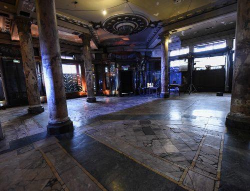 El edificio del Molino abrió sus puertas al público con motivo de la Noche de los Museos
