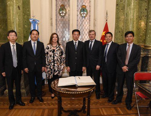 Se desarrolló encuentro de cooperación entre legisladores argentinos y chinos