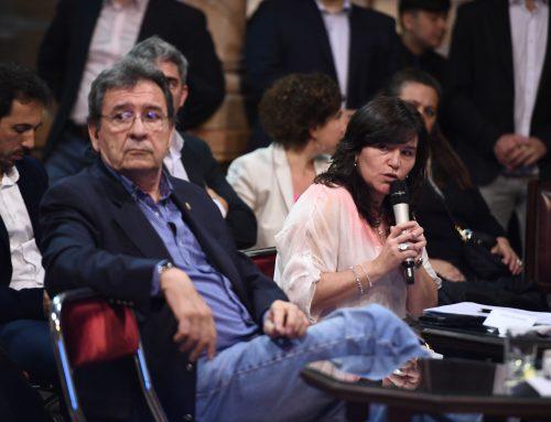 """Brizuela y Doria sobre financiamiento de campañas: """"Proponemos la bancarización y trazabilidad de los aportes"""""""