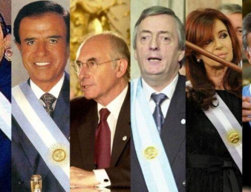 ¿Quién fue el mejor y el peor presidente desde la democracia?