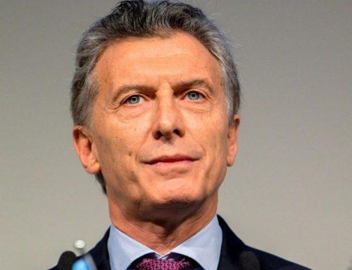 Macri le echó la culpa de las inundaciones a la plata malgastada en Aerolíneas