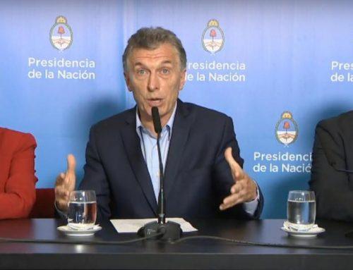 """Macri impulsa una ley para endurecer las penas contra los """"barrabravas"""" tras la suspensión de la Libertadores"""