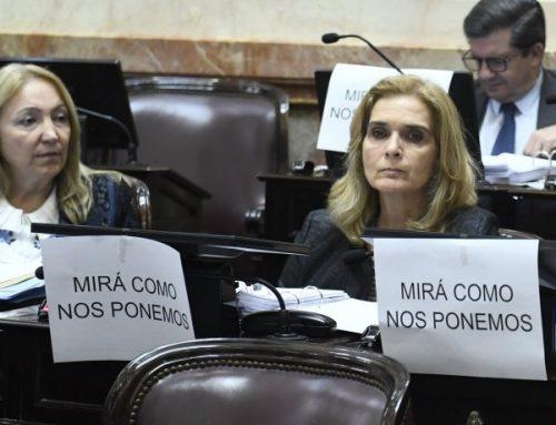 El #MiráCómoNosPonemos en el Senado