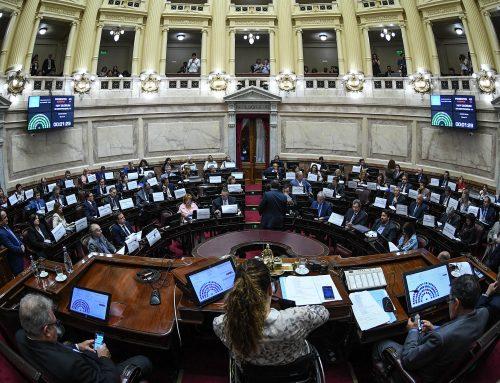 Senado aprobó paquete de proyectos