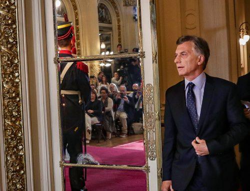 """Macri luego del G20: """"En el único lugar donde éxito viene antes de trabajo es en el diccionario"""""""