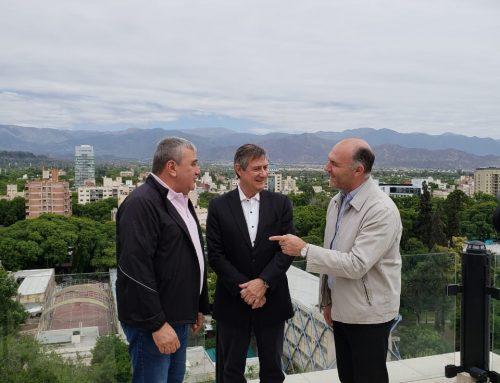 Omar Félix anunció su candidatura a gobernador de Mendoza