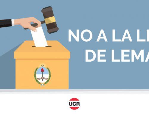 NO A LA LEY DE LEMAS: BASTA DE TRAMPAS