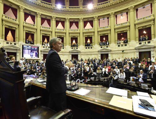 La presidencia de la Cámara de Diputados presente en las negociaciones de todos los frentes