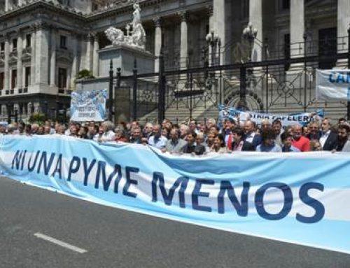 Pymes reclamaron en el Congreso Nacional