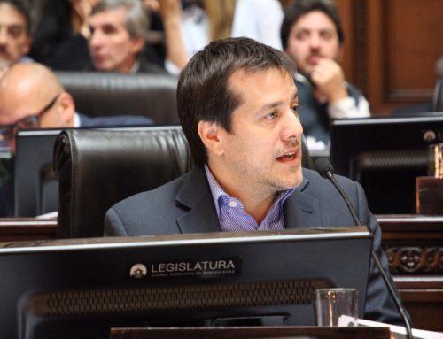"""Recalde: """"Macri compró vagones con asbesto y Larreta intentó encubrirlo"""""""
