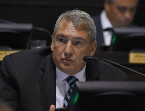 """D´Onofrio: """"Macri y Vidal sometieron a la ciudadanía a ajustes, hambre y desempleo""""."""