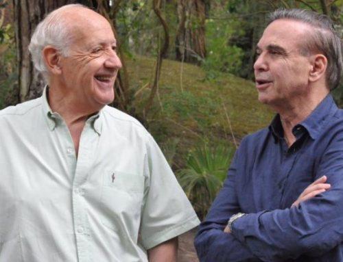 Lavagna da nuevo paso hacia una candidatura y se muestra con Pichetto