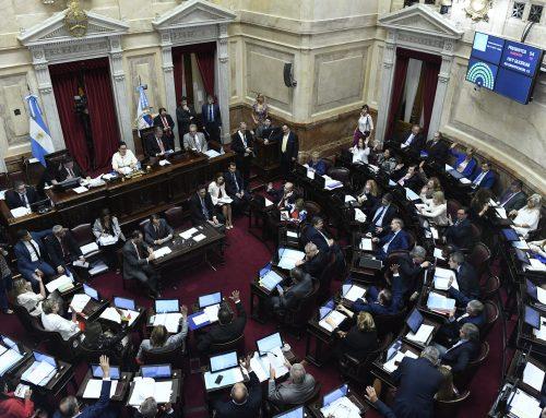 El Senado renueva un tercio de sus bancas