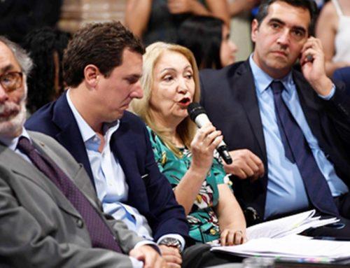 """Silvia Giacoppo: """"Quedó claro quién quiere luchar contra la corrupción y quién tiene un discurso para la tribuna"""""""