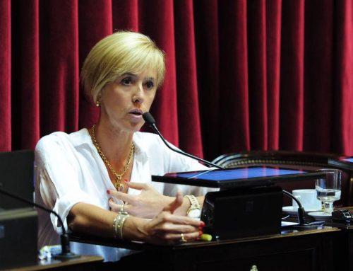 """García Larraburu: """"Aunque la ley de alquileres haya perdido estado parlamentario, no vamos a bajar los brazos"""""""